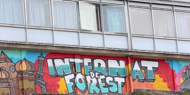 Des étudiants d'un internat à Forest dénoncent leurs conditions de vie - La DH