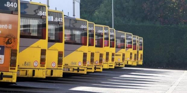 Après Liège-Verviers, les conducteurs du TEC Charleroi pourraient débrayer - La DH