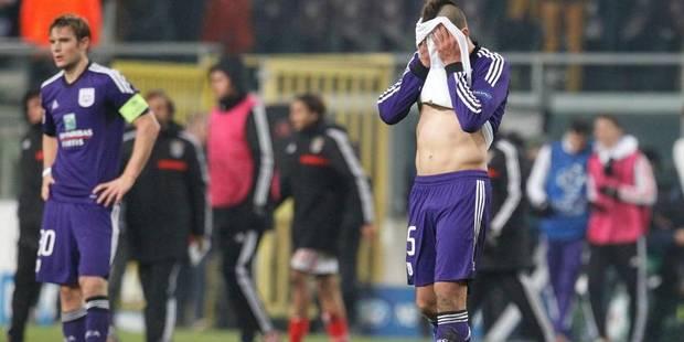 Quel Anderlechtois avait le niveau de cette Ligue des Champions ? - La DH