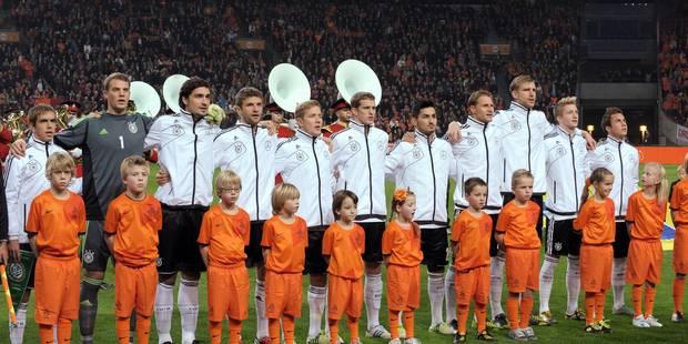 Prime de 300.000 euros par joueur allemand en cas de victoire en Coupe du monde - La DH