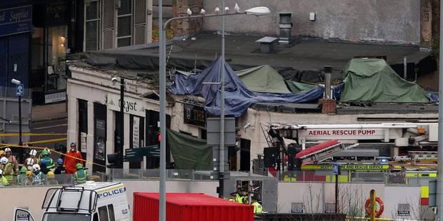 Accident d'hélicoptère à Glasgow: le bilan s'alourdit, huit morts