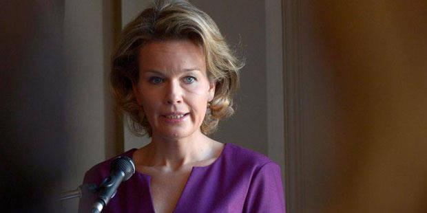 La reine Mathilde promeut le design belge en Asie - La DH