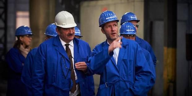 Magnette s'attaque aux travailleurs étrangers - La DH