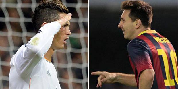 Ronaldo meilleur joueur de Liga, Messi meilleur buteur - La DH