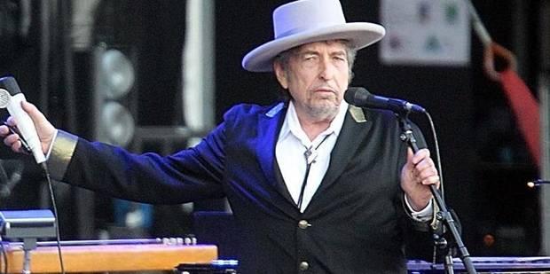 Bob Dylan mis en examen pour injure - La DH