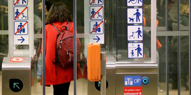 Contrôles à Bruxelles: 800 personnes sans titre de transport - La DH