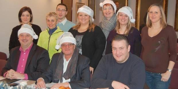 Noël en parade à Péruwelz - La DH