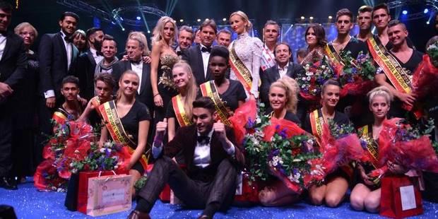 Défilé de stars à Top Model Belgium - La DH