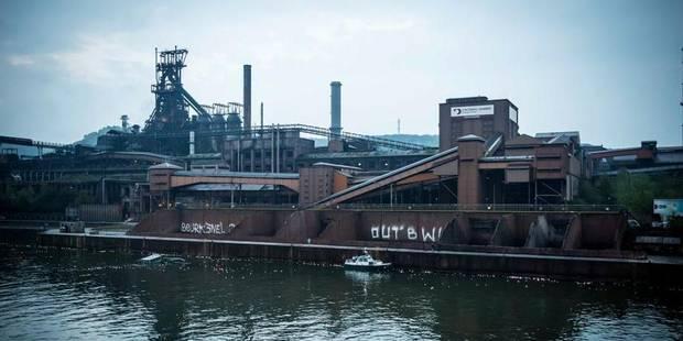 945 emplois sauvés à ArcelorMittal - La DH