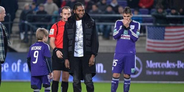 """Mbokani: """"Un jour, je rejouerai peut-être à Anderlecht"""" - La DH"""