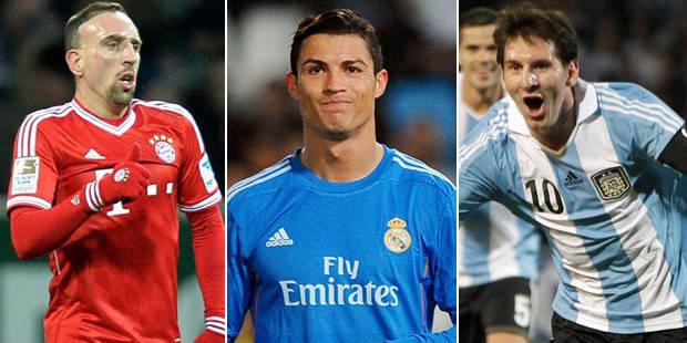 Ballon d'or: Et les trois nominés sont... - La DH