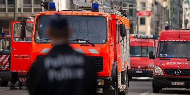 Les syndicats des pompiers manifesteront le 13 décembre - La DH