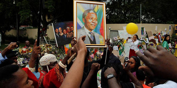 RTL-TVi et RTBF retransmettront la cérémonie d'hommage à Mandela - La DH