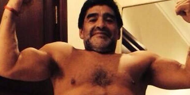 Maradona a retrouvé la forme: sa fille publie la preuve sur Twitter - La DH