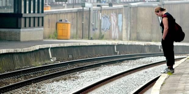 Aucun incident majeur sur le rail: les trains fortement perturbés... - La DH