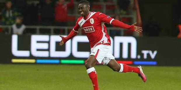 """Yanis Mbombo : """"Je savais que j'allais marquer"""" - La DH"""