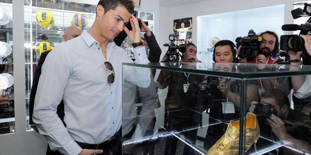 Ronaldo inaugure le musée... CR7 - La DH