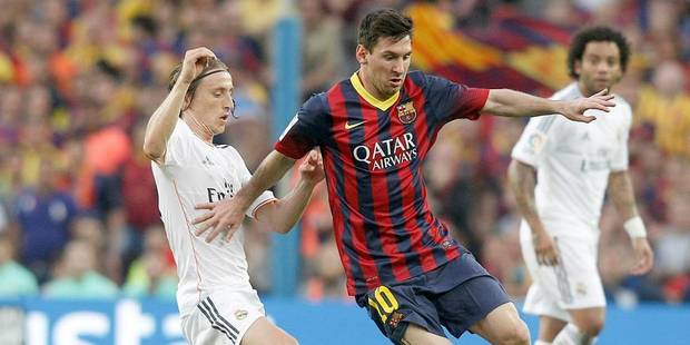"""Espagne: les organisateurs de matchs """"Messi et ses amis"""", visés par une enquête - La DH"""