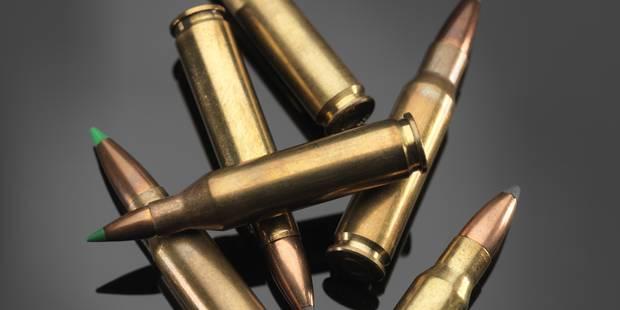 Une centaine d'armes saisies liées à un trafic organisé depuis la Belgique - La DH