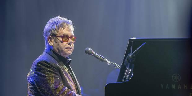 Elton John, ce virtuose du piano - La DH