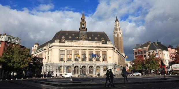 Course-poursuite et fusillade au coeur de Charleroi - La DH