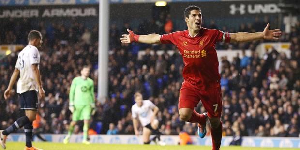 Luis Suarez prolonge son contrat à Liverpool - La DH