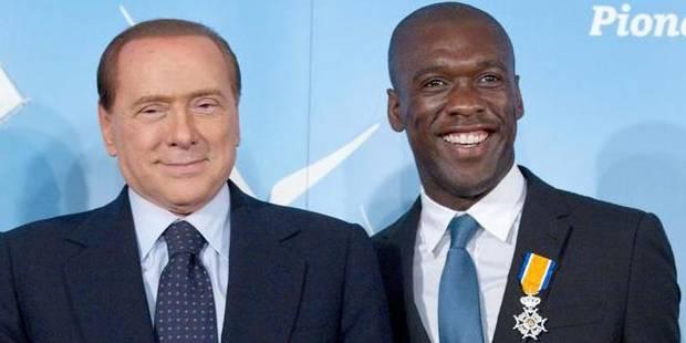 Clarence Seedorf à nouveau cité comme entraîneur au Milan AC - La DH