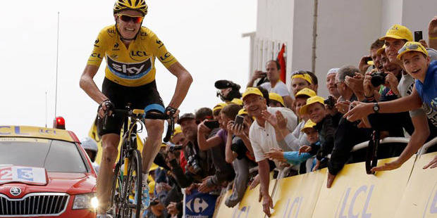 Chris Froome et Sky, to be continued