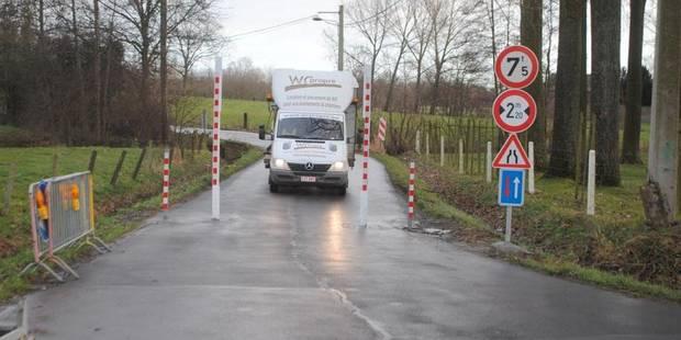 Les camions bannis - La DH