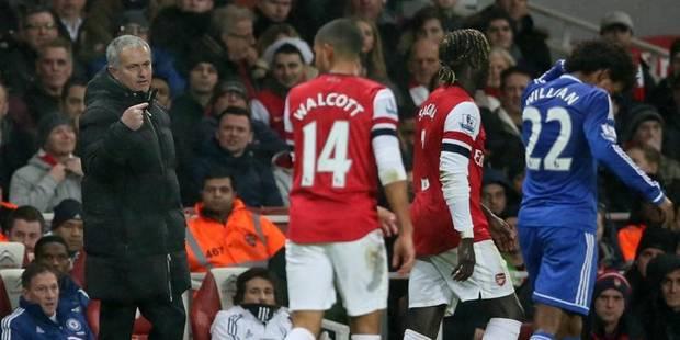 """Mourinho: """"Arsenal? Ils aiment pleurnicher"""" - La DH"""