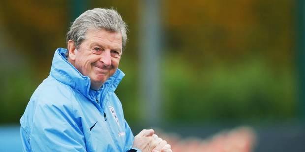 """Hodgson veut mettre """"en bouteille"""" la forme de ses joueurs - La DH"""