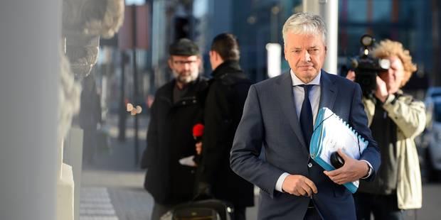 Reynders pointe les amendes impayées des diplomates turcs, saoudiens et indiens - La DH