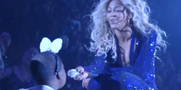 Beyoncé exauce le dernier voeu d'un enfant malade - La DH