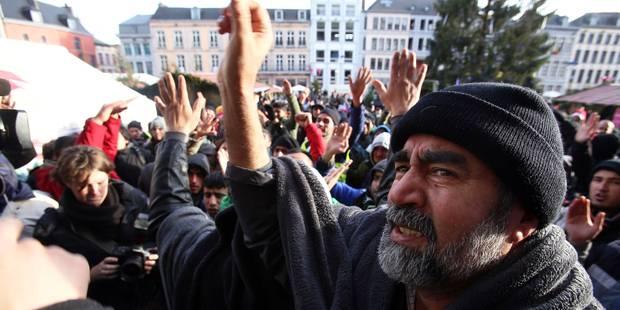 Une nouvelle marche des Afghans prévue le 13 janvier prochain - La DH