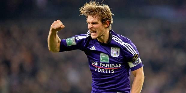 """Gillet: """"Le calme est revenu à Anderlecht"""" - La DH"""