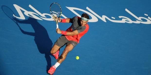 Abou Dhabi: Nadal: out, Djoko en finale - La DH