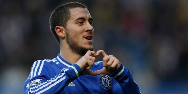 Le Real Madrid en pince pour Eden Hazard - La DH