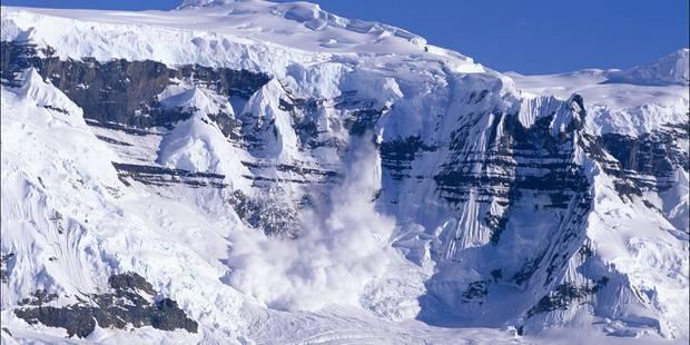 Quatre avalanches et deux morts dans les Alpes françaises - La DH