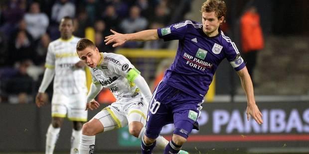 Thorgan Hazard en stage avec Anderlecht dès le 5 janvier ? - La DH