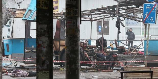 Nouvel attentat à Volgograd: 14 morts dans l'explosion d'un trolleybus - La DH