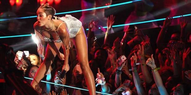"""Miley Cyrus : """"Je joue un personnage"""" - La DH"""