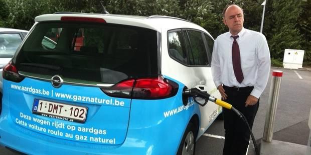 Des primes à l'achat d'un véhicule au gaz naturel - La DH