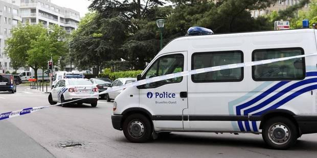 Un jeune homme s'est fait tirer dessus en rue à Molenbeek