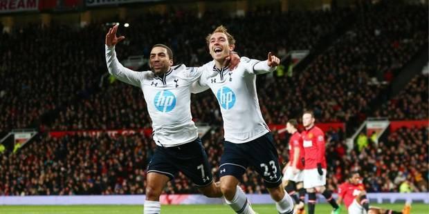 Manchester United 1-2 Tottenham Hotspur : Tottenham envoie Manchester United en enfer