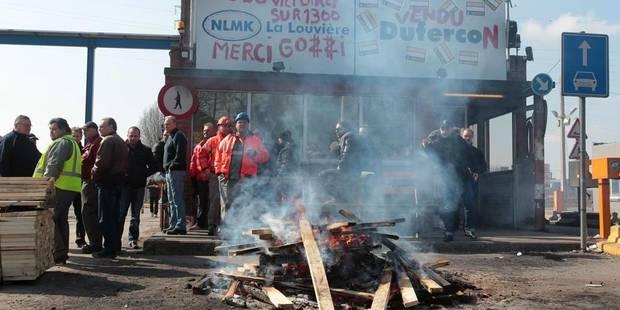 2013, année noire pour l'industrie louviéroise - La DH