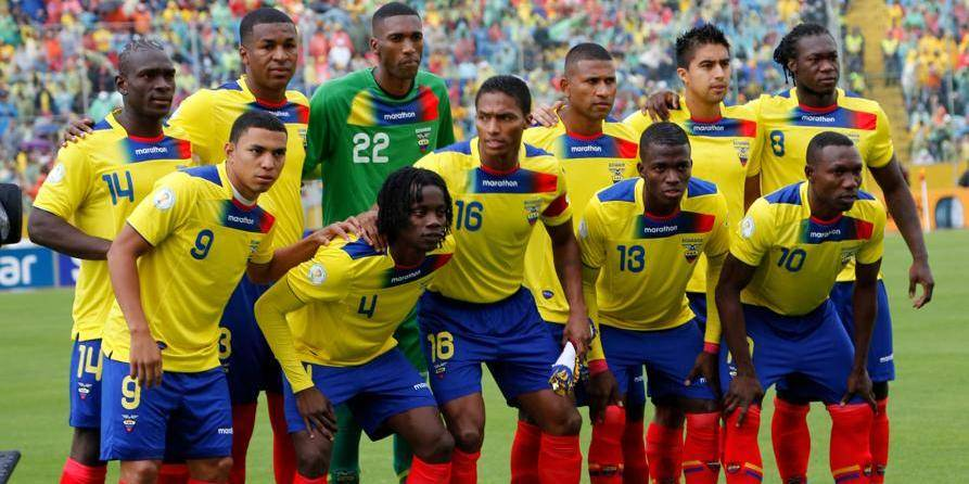 Mondial 2014: l'Equateur à Quito double ?