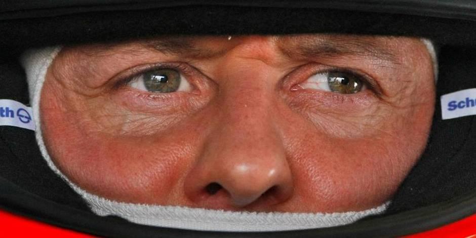 Schumacher toujours dans le coma à la veille de son anniversaire