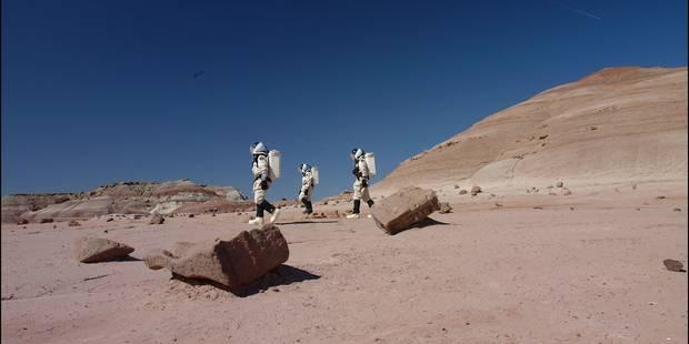 Un millier de candidats pré-sélectionnés pour devenir colons... sur Mars - La DH