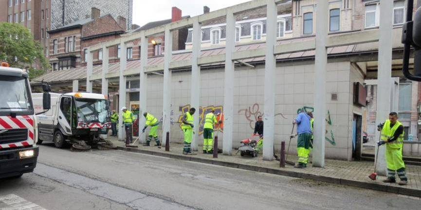 Charleroi : Vauban, le coup de torchon attendu