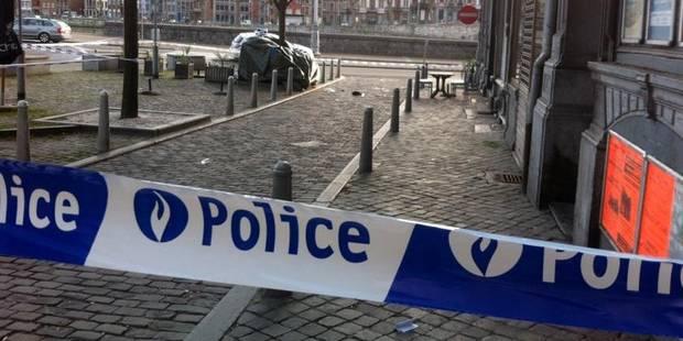 L'auteur présumé des coups de couteau à Liège placé sous mandat d'arrêt - La DH